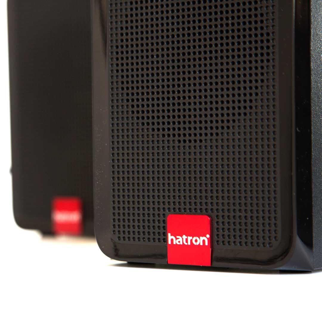 اسپیکر هترون مدل hsp265 - بلندگوها