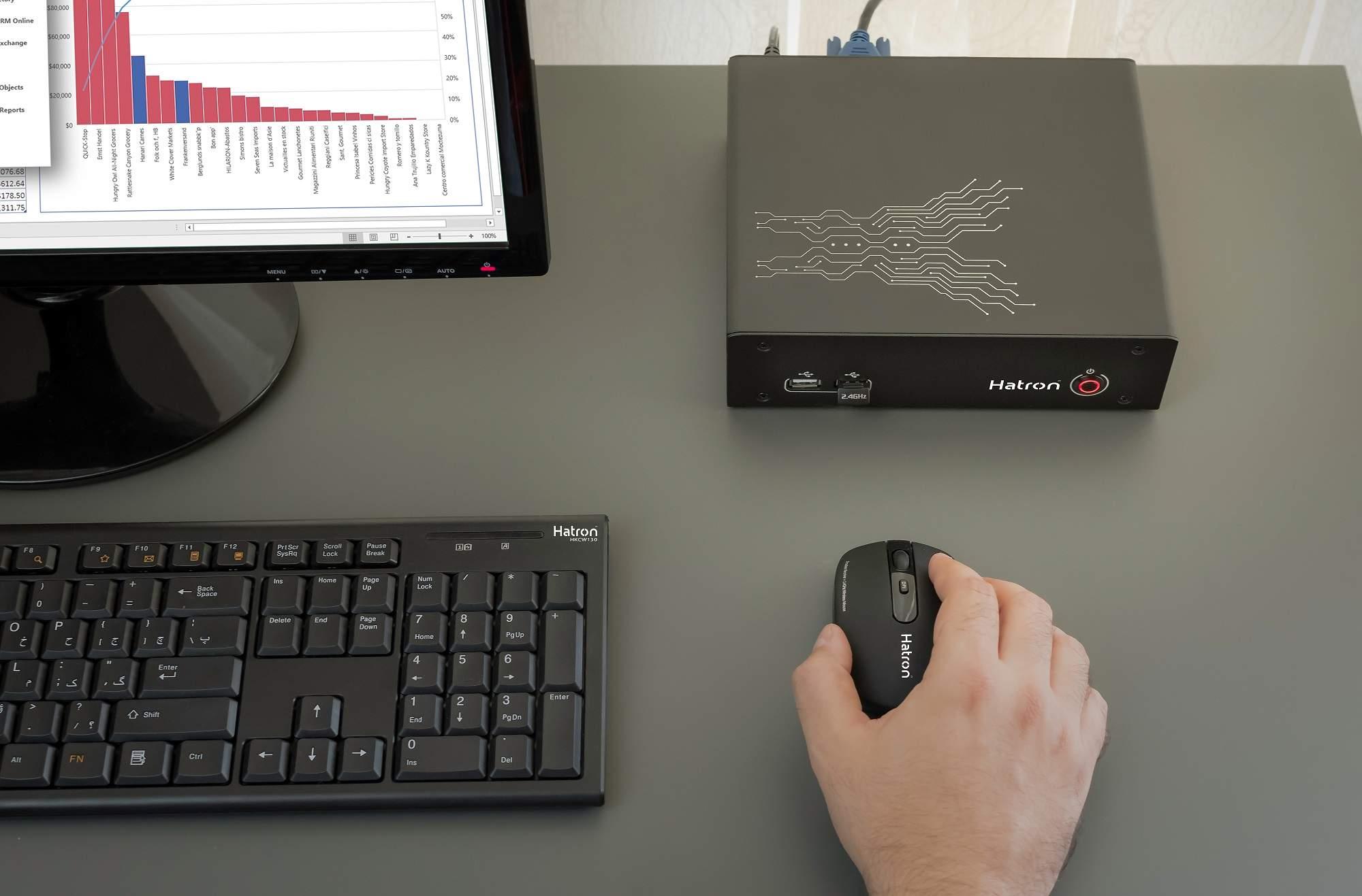 کامپیوتر کوچک - ایزی