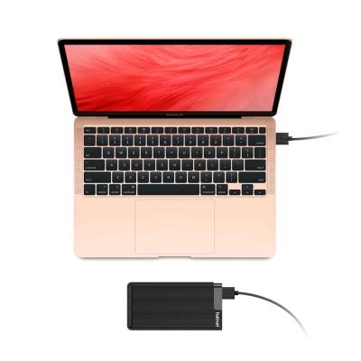 شارژ لپ تاپ با پاوربانک هترون
